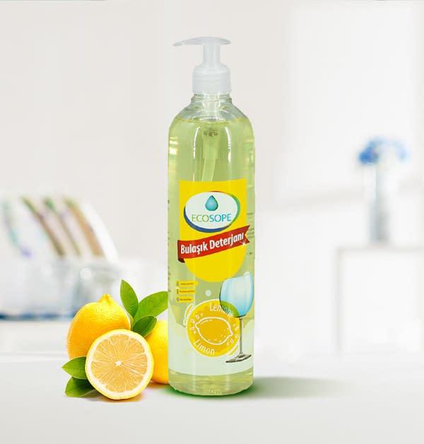 Ecosope Hand Dishwashing Detergent - Lemon Scented