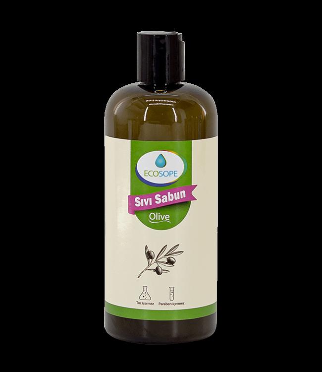 Ecosope Zeytinyağlı sıvı sabun