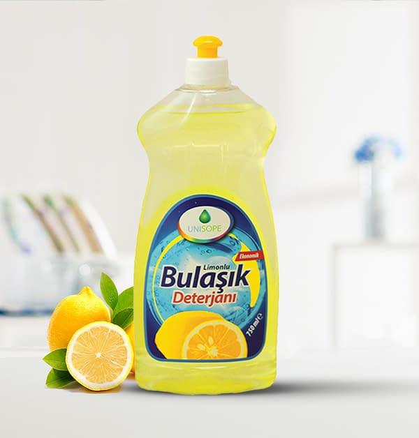 Unisope Hand Dishwashing Detergent - Lemon Scented