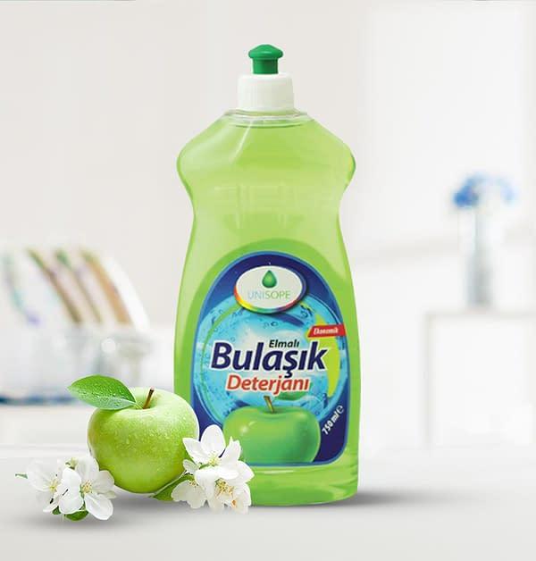Unisope Hand Dishwashing Detergent - Apple Scented