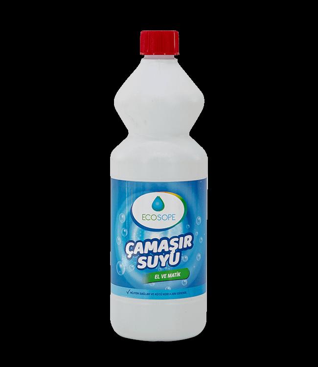 Ecosope çamaşır suyu 1litre