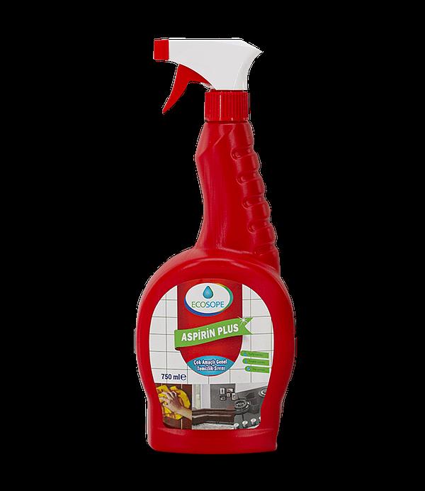 Ecosope Aspirin Plus çok amaçlı genel temizleyici